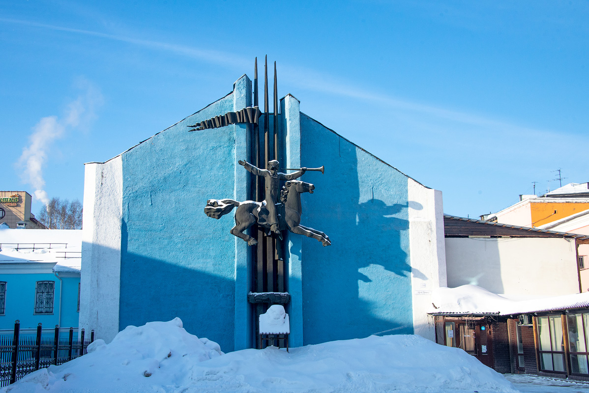 Горнолыжный Алтай в марте 2021 — в поисках новых мест.