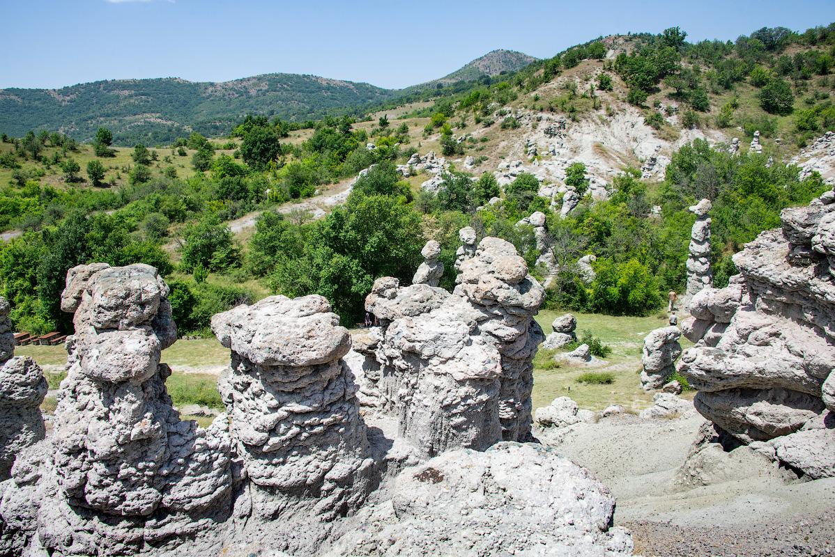 Македония и Косово в июне-июле 2021.